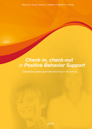 Check-in, check-out in Positive Behavior Support