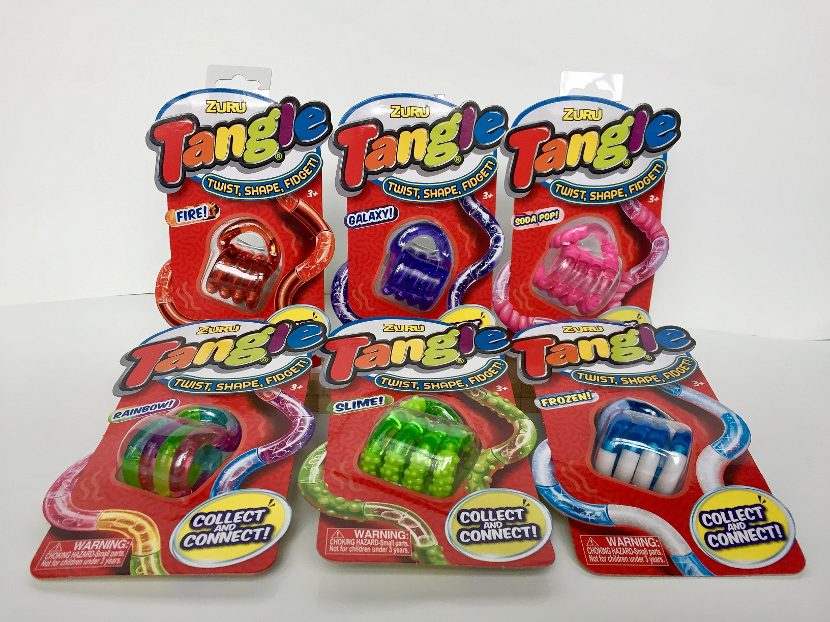 Tangle Crush Voordeelpakket