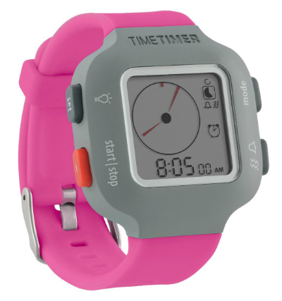 Time Timer Watch Plus Junior (fuchsia)