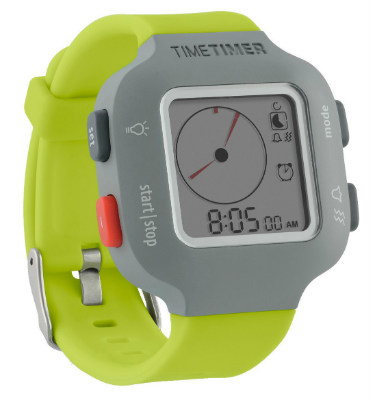 Time Timer Watch Plus Junior (lime)