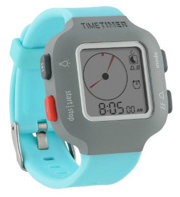 Time Timer Watch Plus Junior (turquoise)